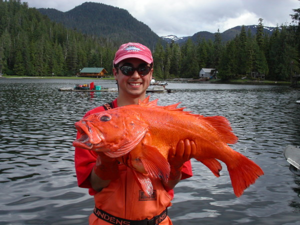 Sportsman Cove Lodge - Catch of the Day